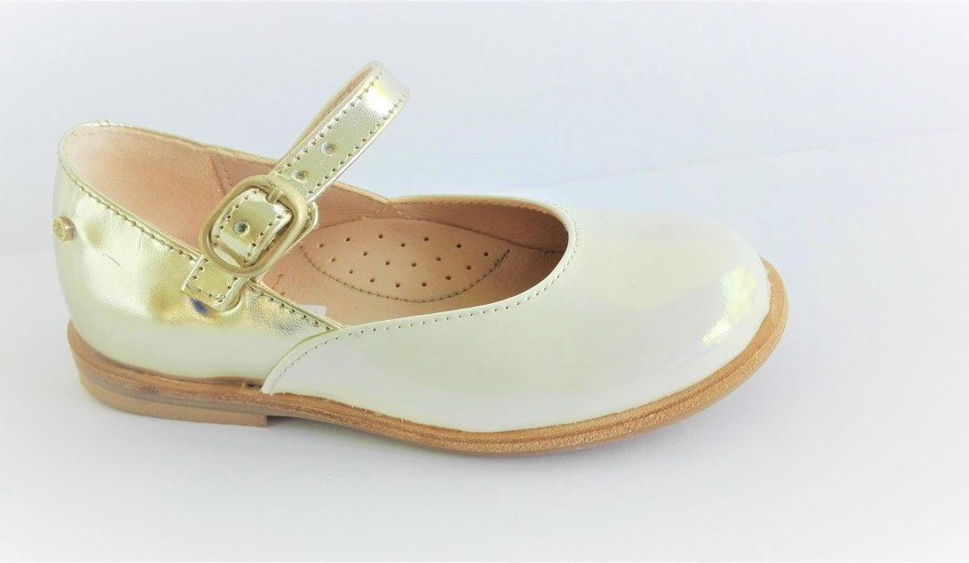 Elegant schoentje in lakleer