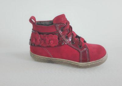 w-maat 22-Romag rood bloem/  62€