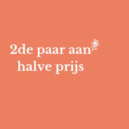 2de paar kinderschoenen aan halve prijs!*